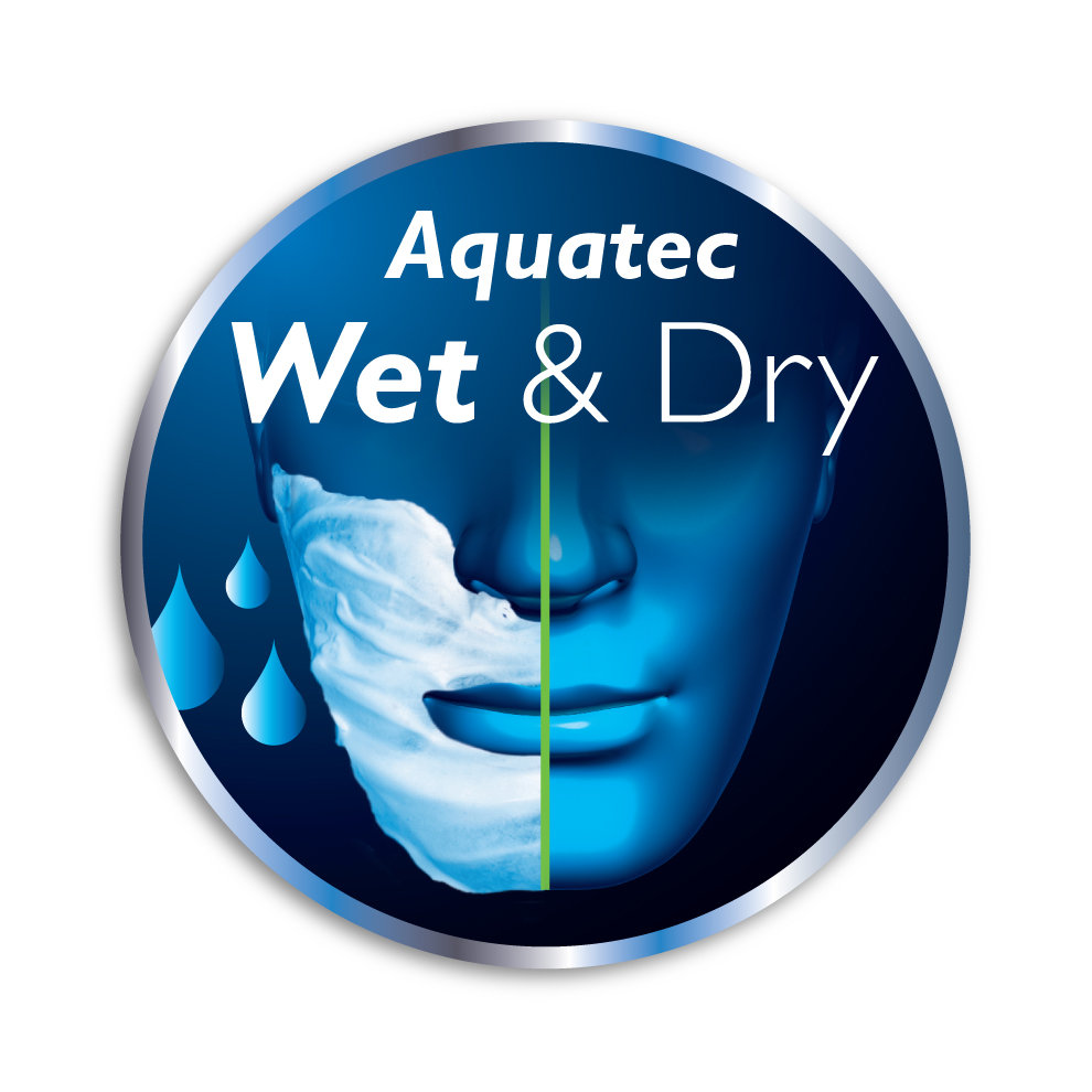 Philips-Norelco-SensoTouch-3D wet & dry