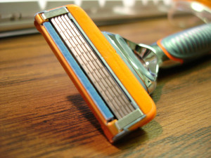 razor and blade technology