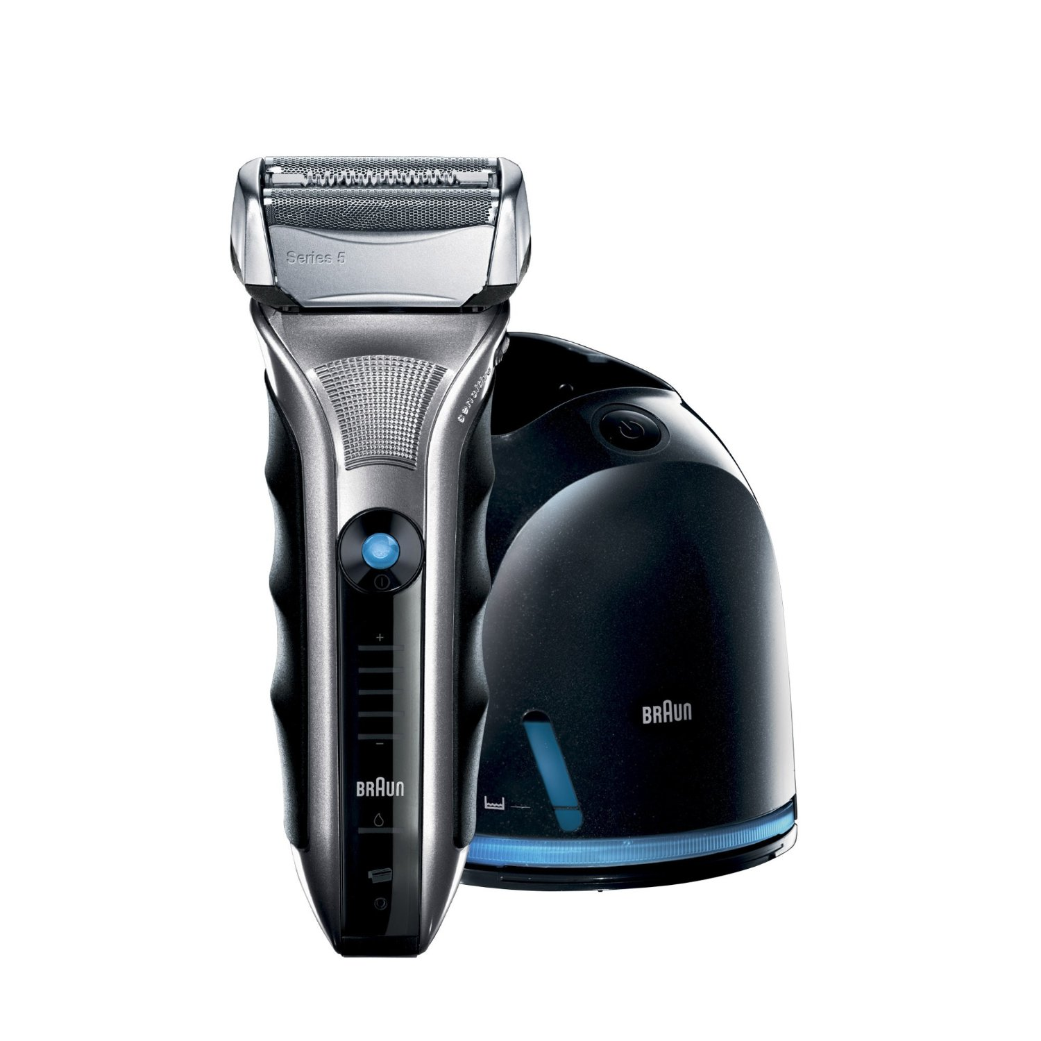 Braun 590cc Electric Razor Review