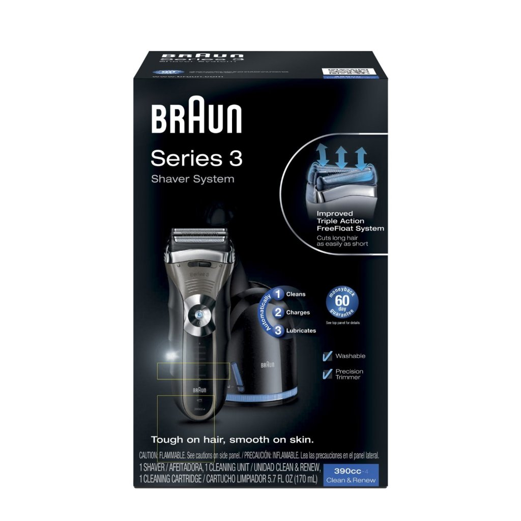 Braun 3Series 390CC-4