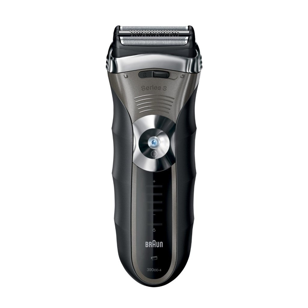 Braun 3series 390cc 4 Shaver Review