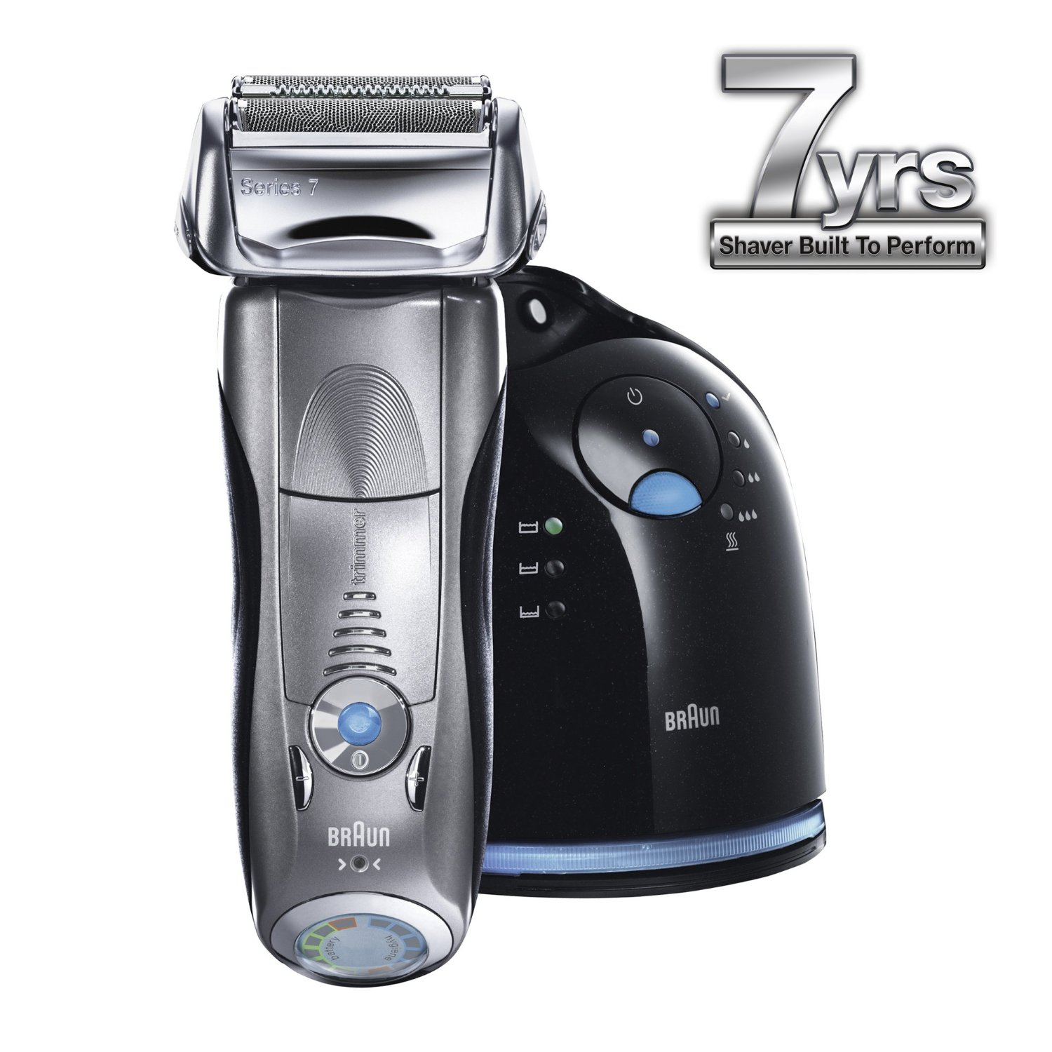 Types Of Electric Razors