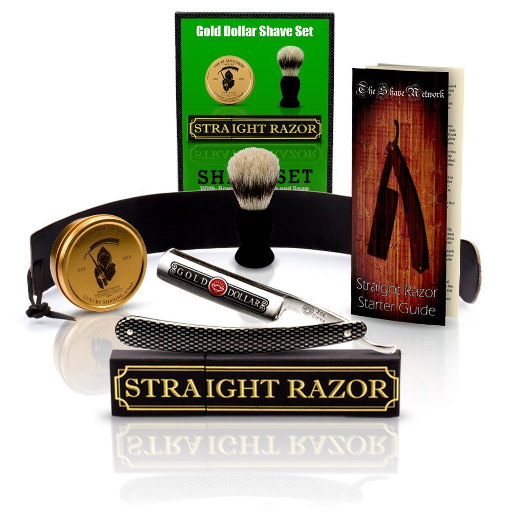How to sharpen a straight razor