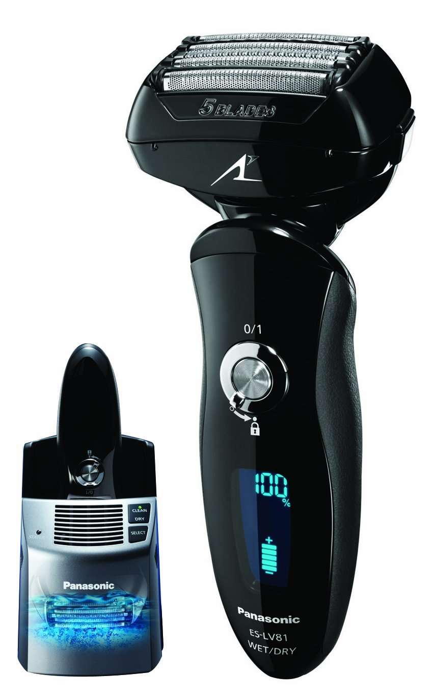 Panasonic ES-LV81-K Arc 5 Electric Shaver