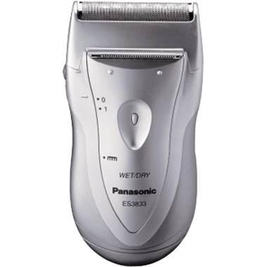 Panasonic Es3833s Pro Curve Wet Dry Travel Shaver Review
