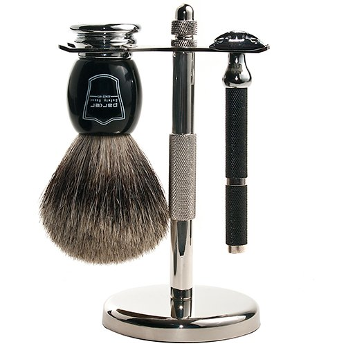 Parker 71R Safety Razor Shave Set
