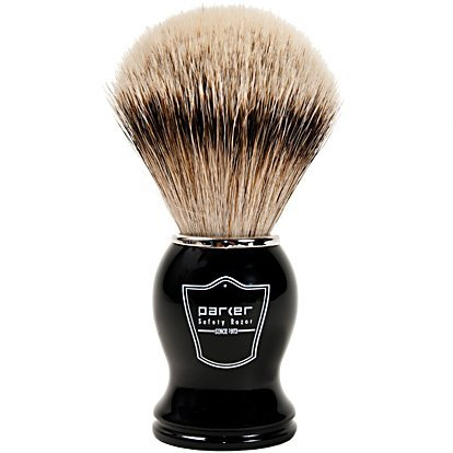 Parker Silvertip Badger Bristle Shaving Brush