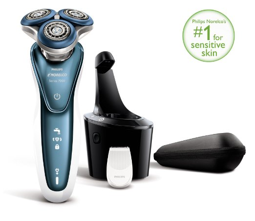 Philips Norelco Shaver 7300 for Sensitive Skin