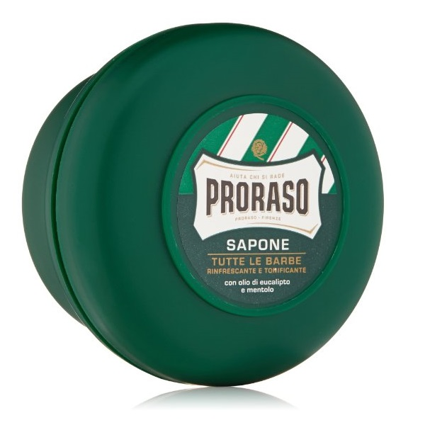 Proraso Shaving Soap with Eucalyptus and Menthol