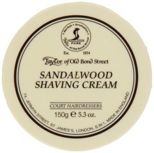 Taylor of Old Bond Street Sandalwood Shaving Cream Bowl