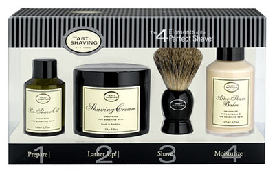 The Art of Shaving The 4 Elements of the Perfect Shave