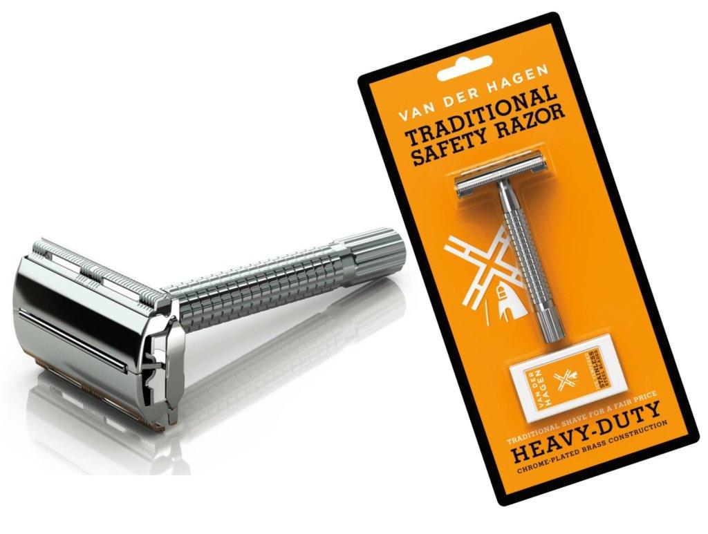 Van Der Hagen Traditional Safety Razor Review