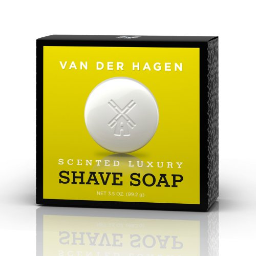 Van der Hagen Men's Luxury Soap