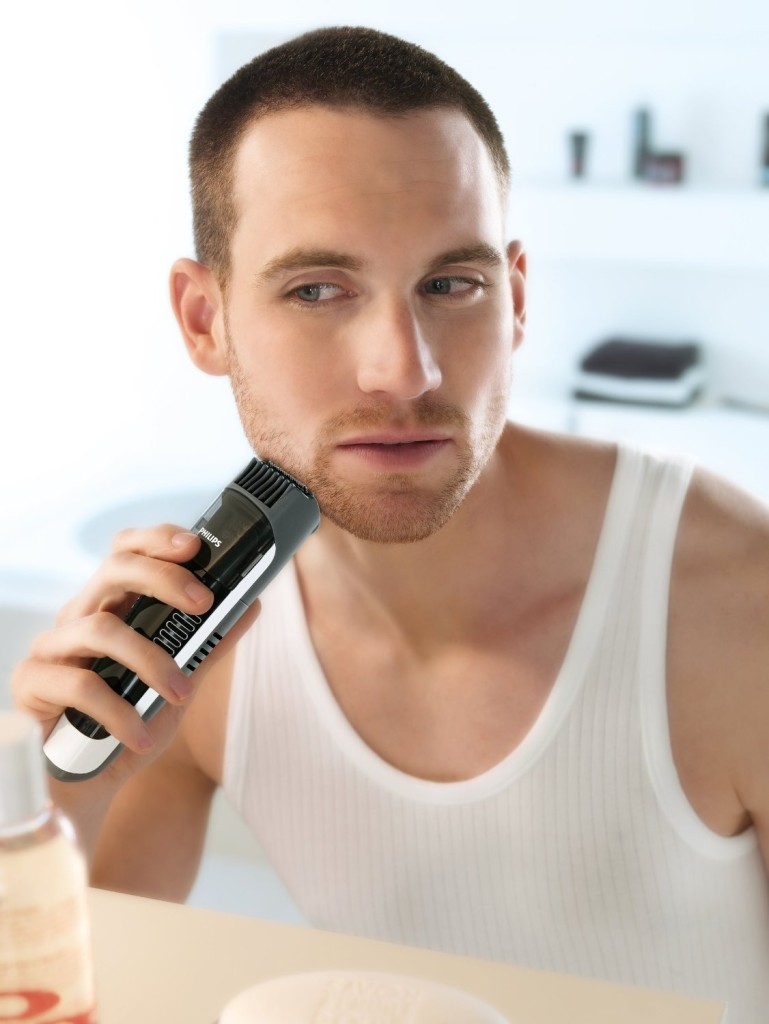 how to maintain stubble